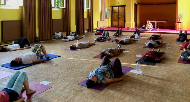 Afbeelding van Essentiële Yoga Gevorderden Tienen