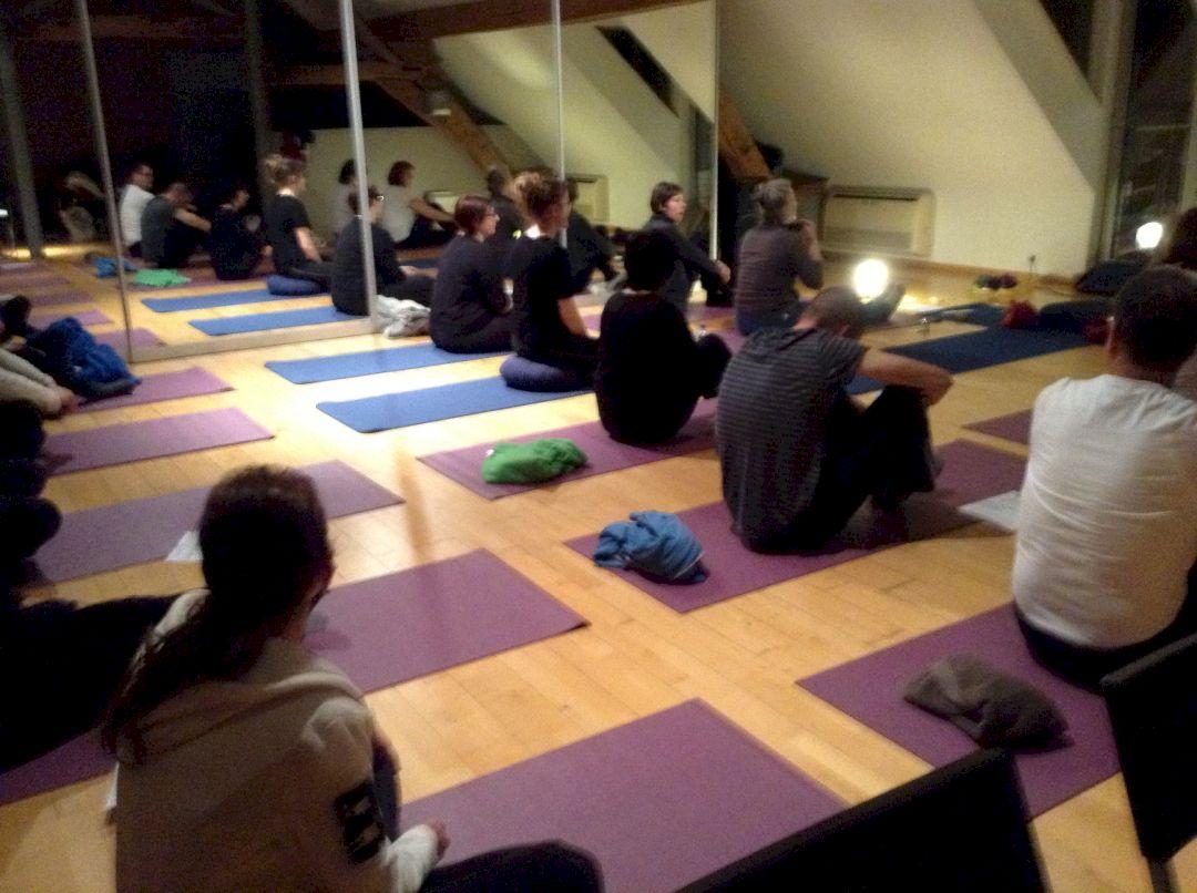 Afbeelding van Essentiële Yoga Langdorp