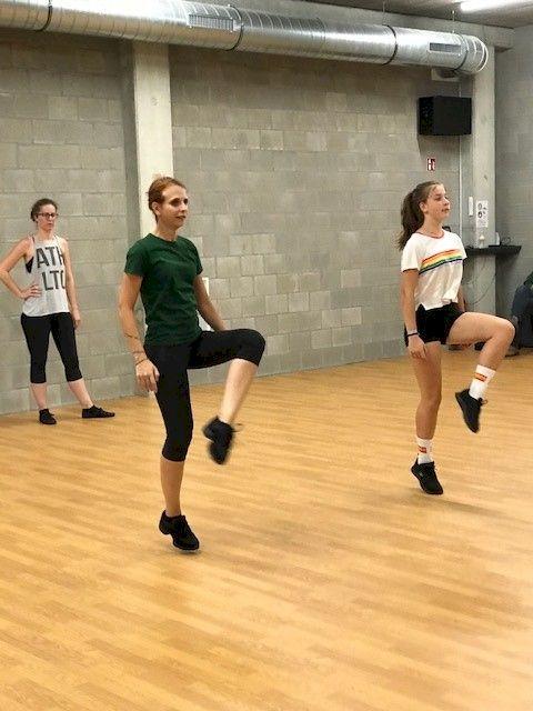 Afbeelding van 32. Ierse dans ervaring (-18 jaar)