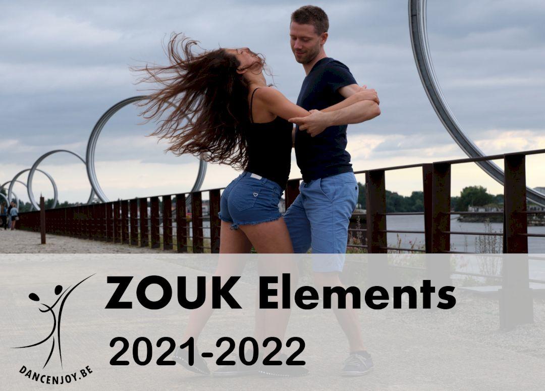 Afbeelding van 2 -Zouk Elements 2021-2022